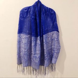 Accessories - Egyptian scarf/wrap.